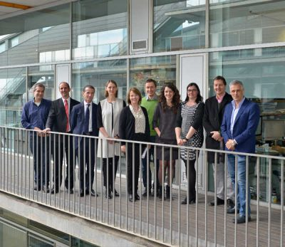 The Centre for Genomic Regulation and the Eugin Group seal a partnership agreement in molecular research applied to assisted reproduction