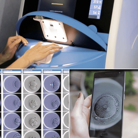 By EUGIN Posted28 May, 2018 In Eugin Clinic The 5 advantages of Eugin's groundbreaking EmbryoScope technology